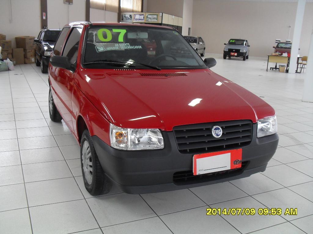 Fiat Uno Mille Fire 1 0 Flex 2006 2007 Ref 2744