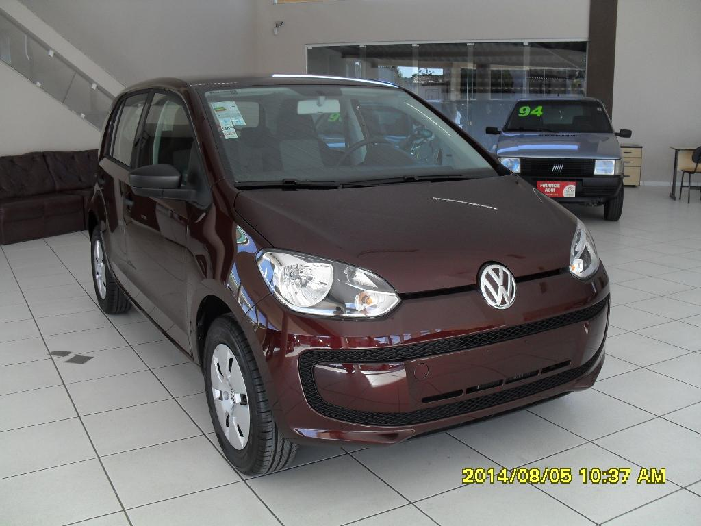volkswagen up 1 0 12v bluemotion take up 4p 2014 2015 ref 2786. Black Bedroom Furniture Sets. Home Design Ideas