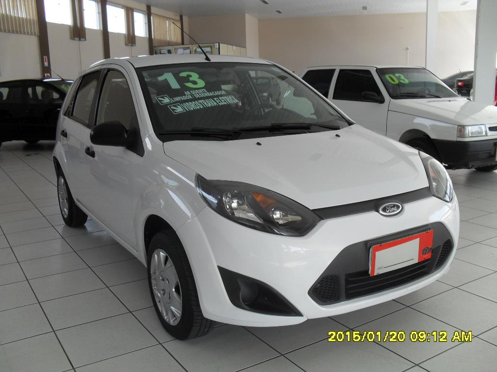 Ford Fiesta Hatch Rocam Fly 1 0  Flex  2012  2013 Ref  2936