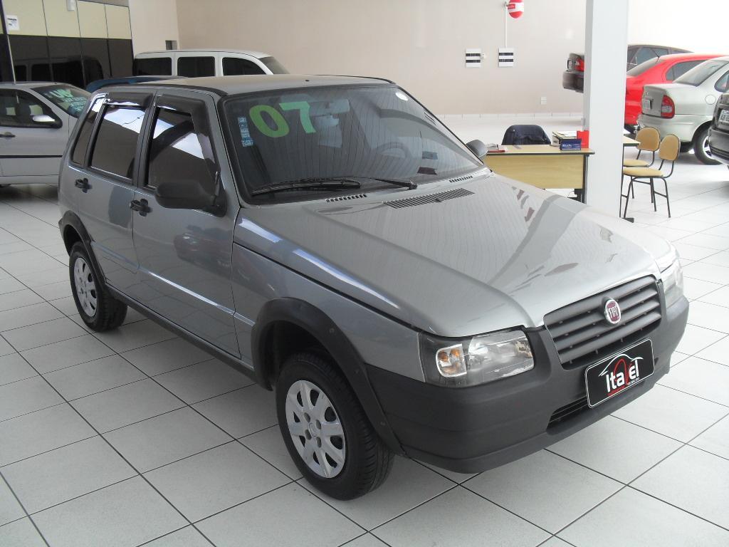Fiat Uno Mille Fire 1 0 Flex 2006 2007 Ref 3299